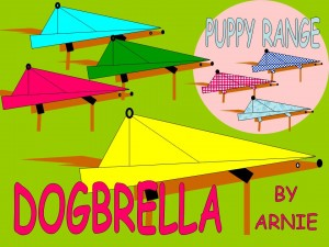 The Dogbrella Range