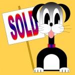 Dog sold